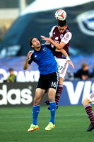 SOCCER: MAY 07 MLS - Rapids at Earthquakes