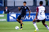 SOCCER: AUG 25 MLS - Rapids at Earthquakes