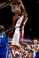 NCAA BASKETBALL: FEB 22 UCLA at Stanford