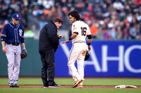 MLB: MAY 04 Padres at Giants