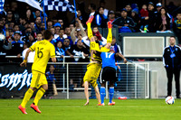 SOCCER: MAY 16 MLS - Crew SC at Earthquakes