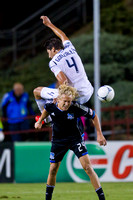 SOCCER: MLS Galaxy at Earthquakes Playoffs