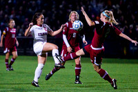 NCAA Women's Soccer Second Round Playoffs: Stanford vs Santa Clara