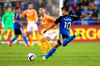 SOCCER: JUL 10 MLS - Dynamo at Earthquakes