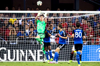 SOCCER: JUL 21 International Champions Cup - Manchester United v Earthquakes