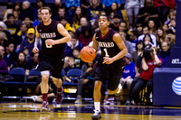 NCAA Baskeball: DEC 29 Harvard at Cal