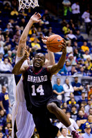NCAA Men's Basketball: Harvard at Cal 29 December 2012
