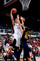 NCAA Men's Basketball: Cal v Stanford 19 Jan 2013