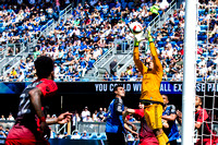 SOCCER: AUG 02 MLS - Timbers at Earthquakes