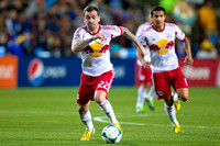 SOCCER: MAR 10 MLS - Red Bulls at Earthquakes