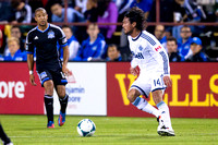 SOCCER: APR 06 MLS - Whitecaps at Earthquakes