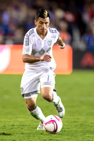 SOCCER: OCT 16 MLS - Sporting KC at Earthquakes