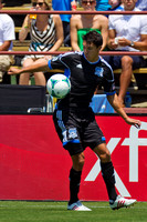 SOCCER: MAY 04 MLS - Impact at Earthquakes