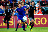 SOCCER: MAY 18 MLS - Rapids at Earthquakes