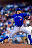 MLB: JUN 04 Blue Jays at Giants