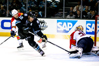 NHL: Panthers at Sharks 5 November 2015