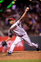 MLB: SEP 05 Diamondbacks at Giants