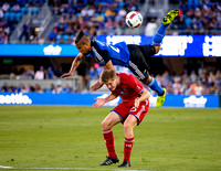 MLS: FC Dallas at San Jose Earhtquakes