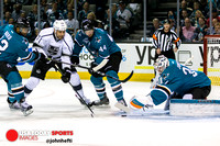 NHL: Stanley Cup Playoffs-Los Angeles Kings at San Jose Sharks