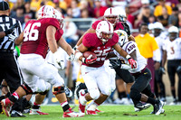 NCAA FOOTBALL: SEP 21 Arizona State at Stanford