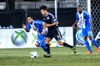 SOCCER: SEP 08 MLS - Union at Earthquakes