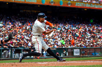 MLB: AUG 13 White Sox at Giants