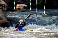 SEP 18 Whitewater Slalom - ICF Canoe Slalom World Championships