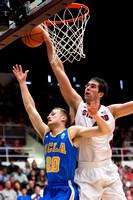 NCAA Men's Basketball: UCLA at Stanford 22 February 2014