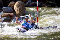 SEP 21 Whitewater Slalom - ICF Canoe Slalom World Championships