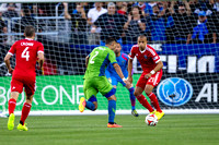 SOCCER: AUG 02 MLS - Sounders FC at Earthquakes
