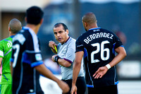 SOCCER: AUG 11 MLS - Sounders FC at Earthquakes
