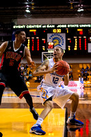 NCAA BASKETBALL: JAN 29 UNLV at San Jose State