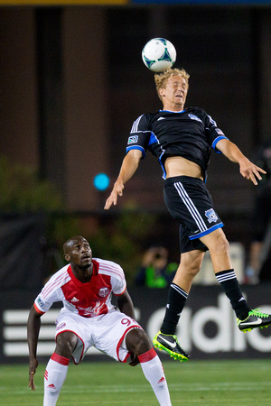 SOCCER: APR 21 MLS - Timbers at Earthquakes