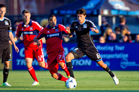 SOCCER: JUL 28 MLS - Fire at Earthquakes