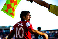 SOCCER: AUG 03 MLS - Chivas USA at Earthquakes
