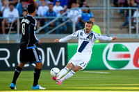 SOCCER: June 30 MLS Galaxy at Earthquakes